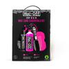Kit de limpieza de bicicletas Muc-Off Essential
